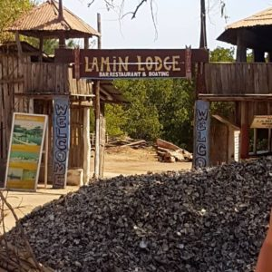 Lamin Lodge in Gambia