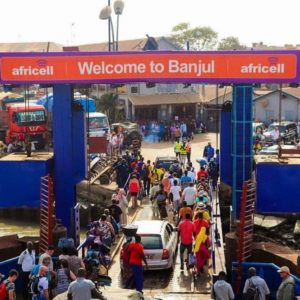 Welcome to Banjul Gate
