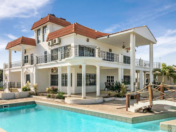 GamRealty | House in Brufut Heights | Front View | The Gambia