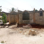 GamRealty | Unfurnished House For Sale in Sanschaba | Front View | The Gambia