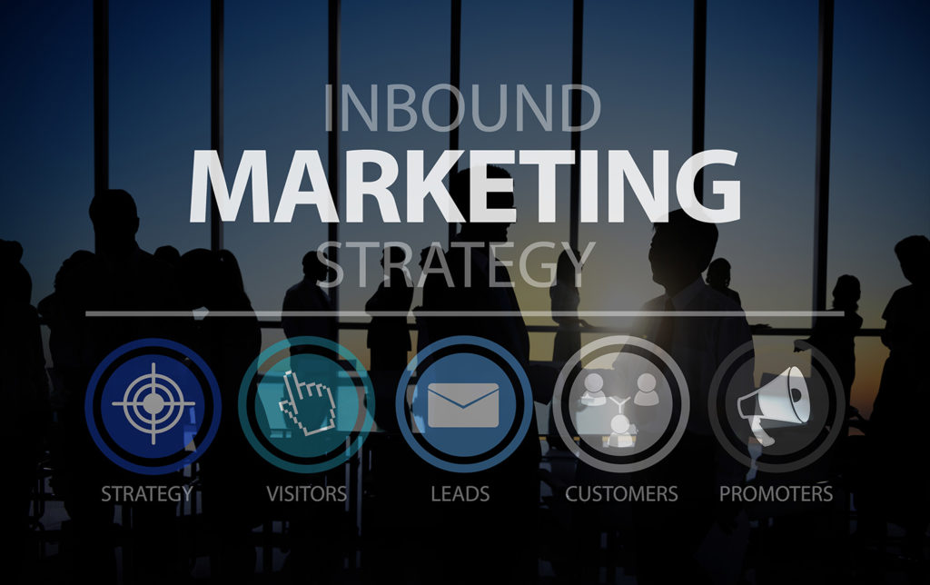 Inbound Marketing Strategy Banner
