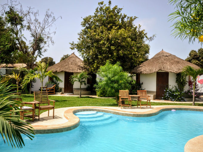 guesthouse for sale gambia