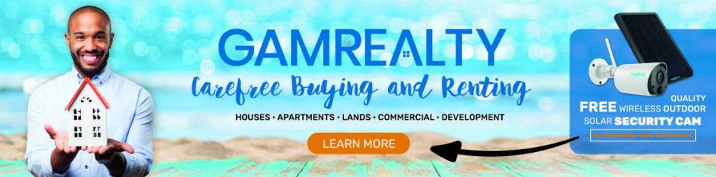 My-Gambia GamRealty promo banner