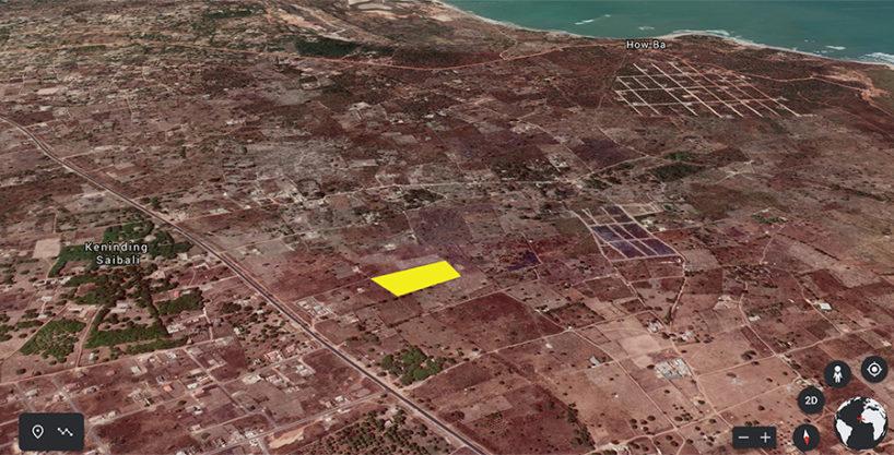 Prime lease plots for sale | Tujereng