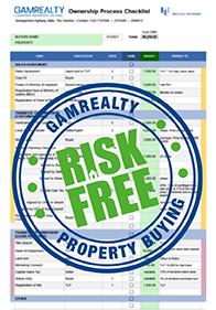 GamRealty Exclusive Property Checklist