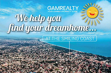 GamRealty Gambia Real Estate Buy Your dream home
