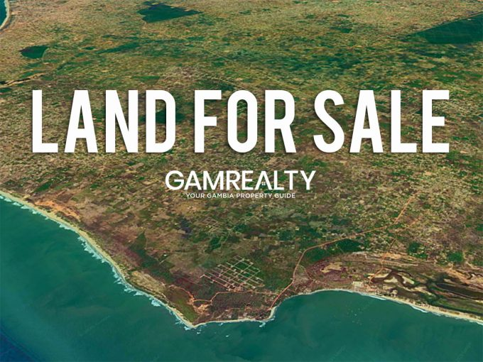 GamRealty Gambia farmland agricultural land for sale