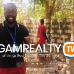 GamRealty TV Gambia Real estate Homeland Sanyang