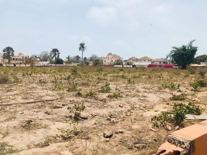 GamRealty large plot of land for sale Bijilo Gambia