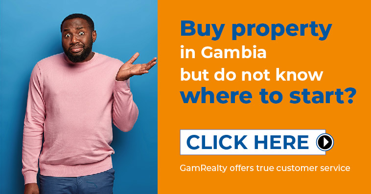 GAMREALTY gambia real estate company