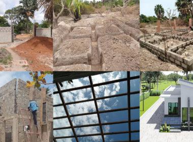 GamRealty Homeland Gambia construction new homes